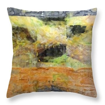 Nature Refuge Throw Pillow