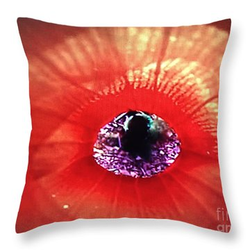 Nature's Awesomeness Throw Pillow
