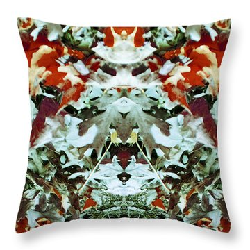 Expansive Impetus Throw Pillow