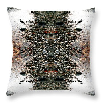Illuminating The Experience Throw Pillow