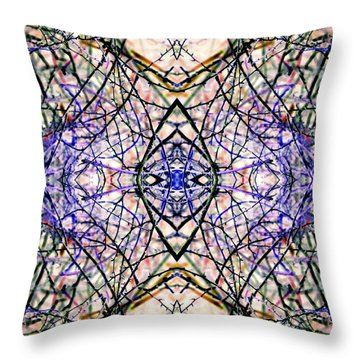 Intuition's Intent Throw Pillow