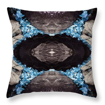 Source Within Throw Pillow