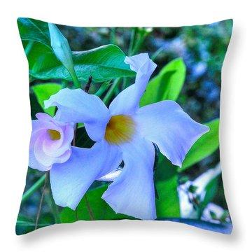 Flower 14 Throw Pillow