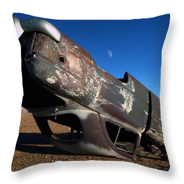 Navajo Reservation 10 Throw Pillow