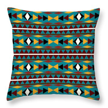 Tribal Throw Pillows