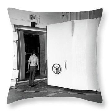 Particle Physics Throw Pillows