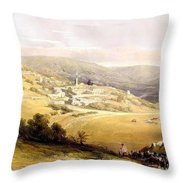 Nazareth Throw Pillow