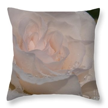 Nectar Of Innocence Throw Pillow