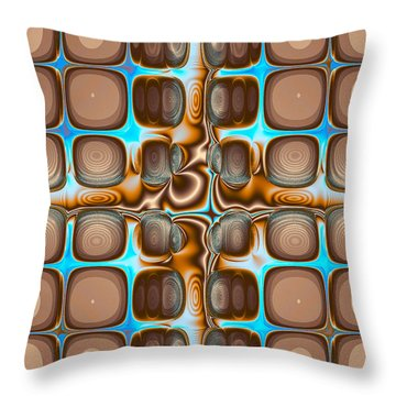 Neither Coffee Nor Tea Throw Pillow by Wendy J St Christopher