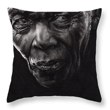 Nelson Throw Pillow