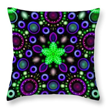 Neostar Throw Pillow