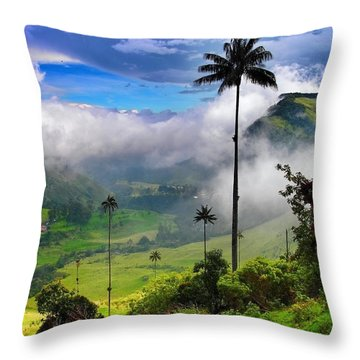 Nephilim Throw Pillow
