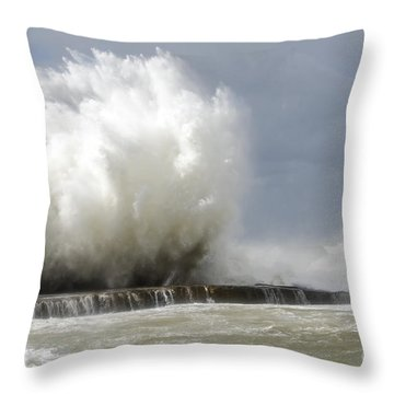 Neptune At His Best 03 Throw Pillow