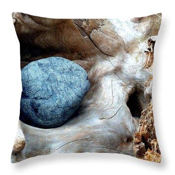 Nestle Throw Pillow by Lauren Leigh Hunter Fine Art Photography
