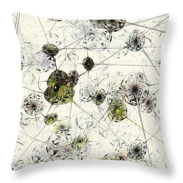 Neural Network Throw Pillow