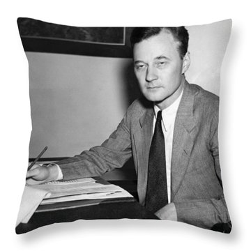 New A.a.a. Consumers Counsel Throw Pillow