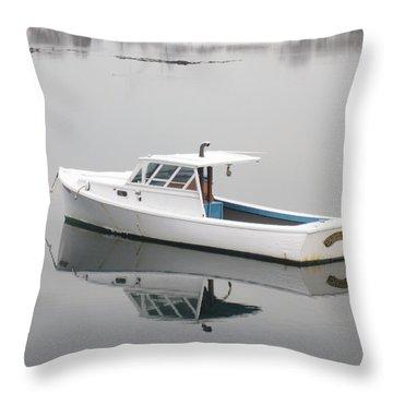 New Castle Bay Throw Pillow