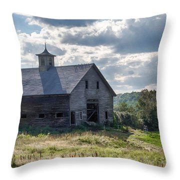 New Gloucester 7p00331 Throw Pillow by Guy Whiteley