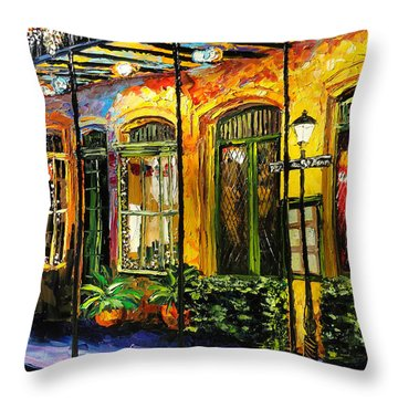Nola Throw Pillows