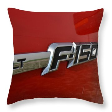New Ride Throw Pillow