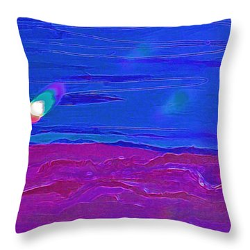 New Souls 2 Throw Pillow by First Star Art