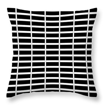 New York City Patterns Throw Pillow
