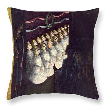 Choral Throw Pillows