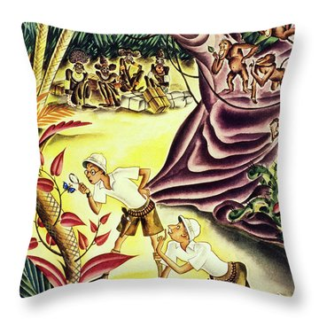 New Yorker January 10 1931 Throw Pillow