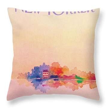 Lakeside Throw Pillows