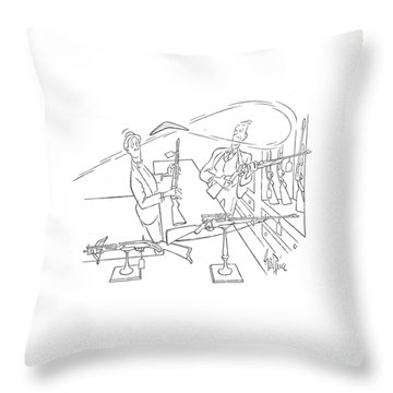 New Yorker June 14th, 1941 Throw Pillow