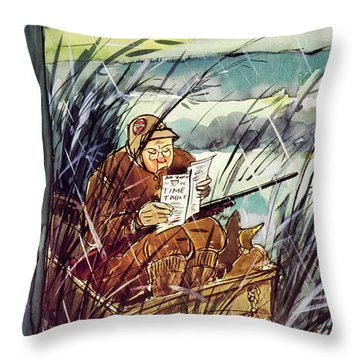 New Yorker November 20 1937 Throw Pillow