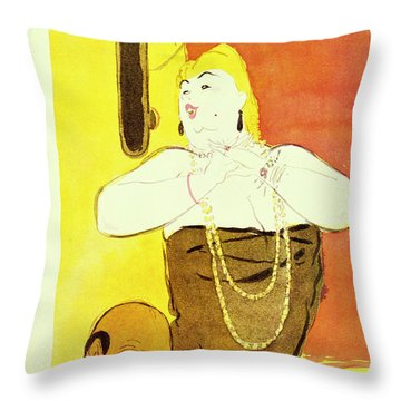 New Yorker November 26 1932 Throw Pillow