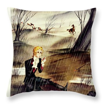 New Yorker November 28 1936 Throw Pillow