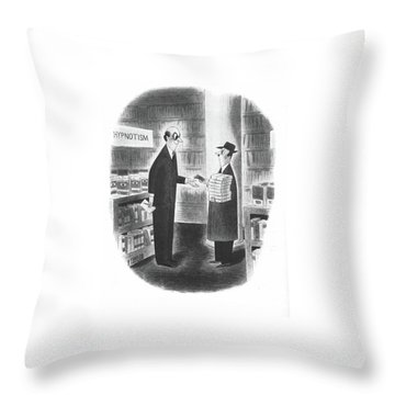 New Yorker October 19th, 1940 Throw Pillow