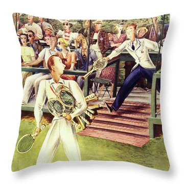 New Yorker September 10 1938 Throw Pillow