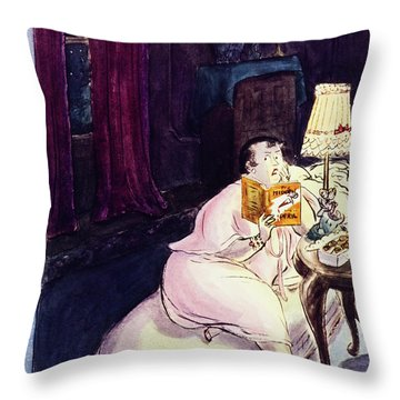 New Yorker September 25 1937 Throw Pillow