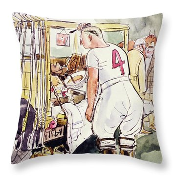 New Yorker September 4 1937 Throw Pillow