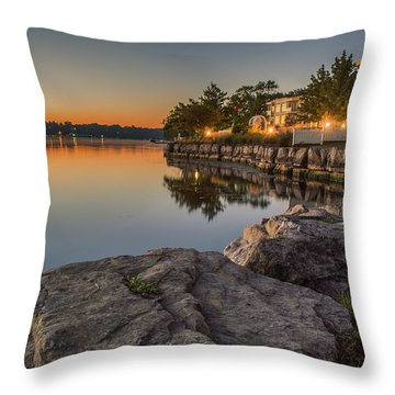 Niagara On The Lake  Throw Pillow