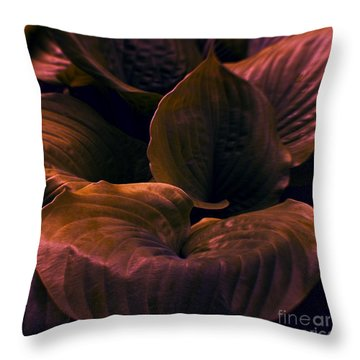 Night Abyss Throw Pillow