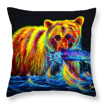 Wyoming Throw Pillows