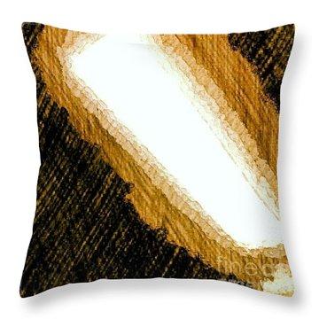Nightlight #1stangel #art Throw Pillow