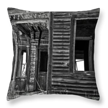 Nightmare Aware Throw Pillow