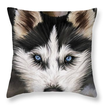 Nikki Throw Pillow