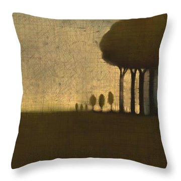 Nineteen Trees  #10 Throw Pillow