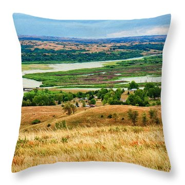 Niobara Throw Pillow