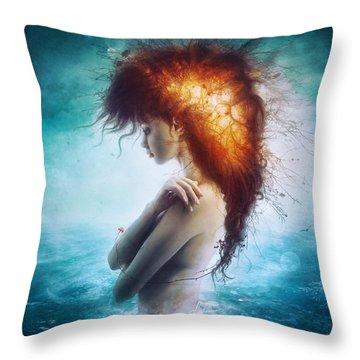 Neurons Throw Pillows