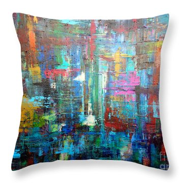 No. 1230 Throw Pillow