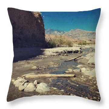 No I Didn't Falter Throw Pillow by Laurie Search