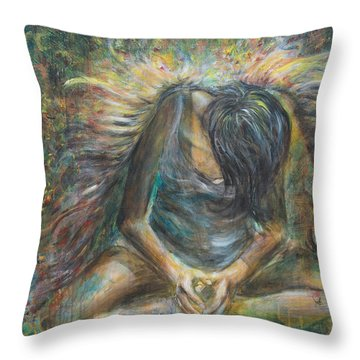 No Paradise Throw Pillow