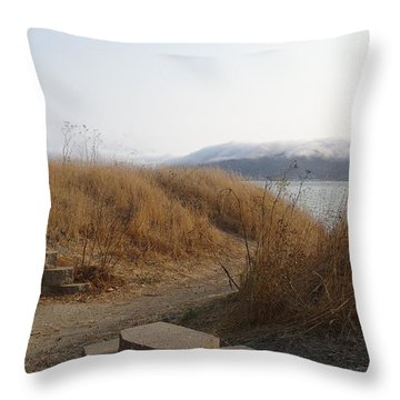 No Separation Throw Pillow